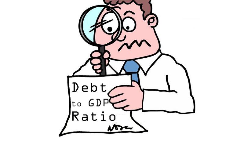 gst impact debt ratio