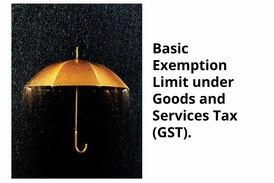 Exemption Limit GST
