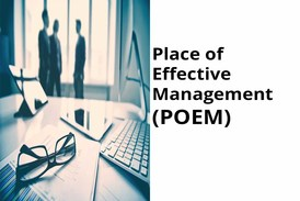 Place of effective Management (POEM) as per Income Tax Act