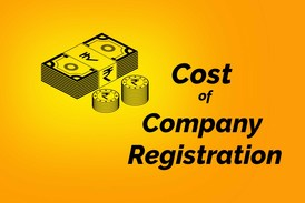 Company Registration Cost in India