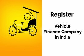 Register Vehicle Finance Company
