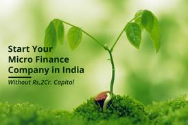 micro finance registration