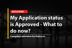 My Application status is Approved - What to do now?