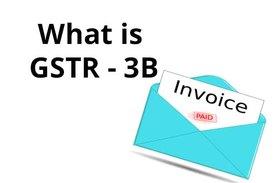 GSTR-3b return