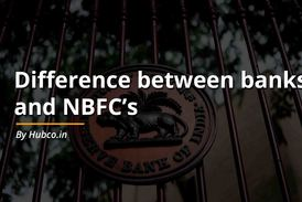 Difference between NBFCs and Banks