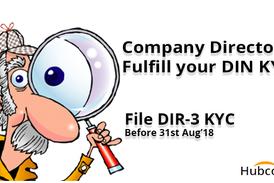 DIR-3 KYC eform