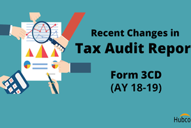 Changes in Tax Audit FY 17-18