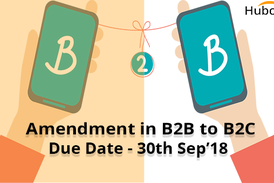 gstr1 amendment b2b b2c
