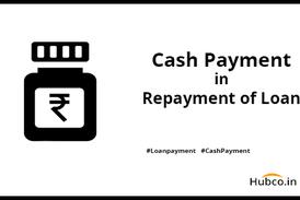 cash repayment of loan