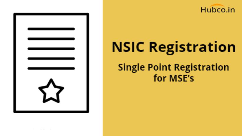 NSIC Registration online