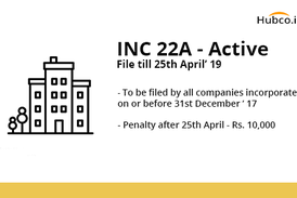 INC 22a Active MCA