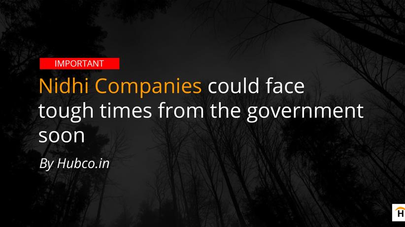 Nidhi Company Compliances nidhi rules 2019
