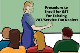GST Registration Opens