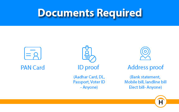 Documents required for Nidhi Company registration
